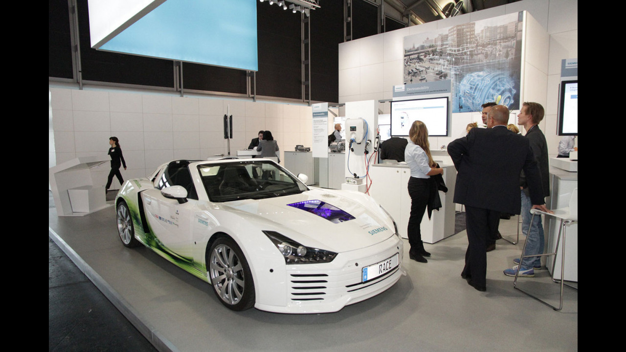 Salone di Francoforte 2015, New Mobility World