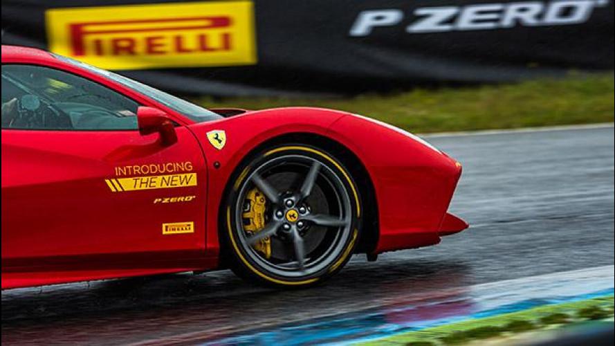 Pirelli, arriva il nuovo P Zero