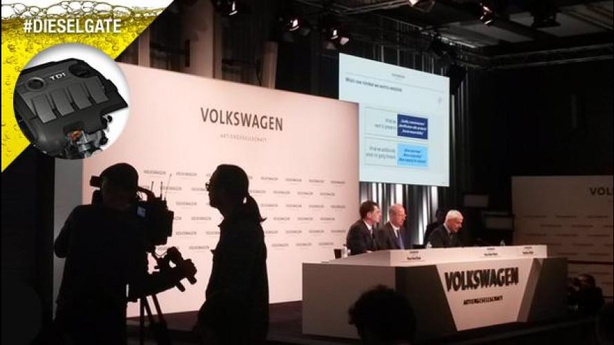 Dieselgate, Volkswagen spiega com'è successo