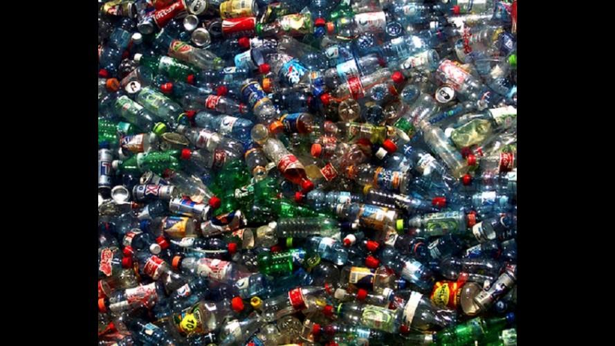 Preocupação com meio ambiente: Volkswagen desenvolve tecidos à base de garrafas PET