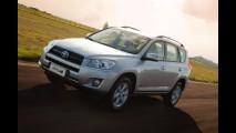 Toyota RAV4 2011 ganha nova versão 4x2 por R$ 92.500 e mais segurança na 4x4