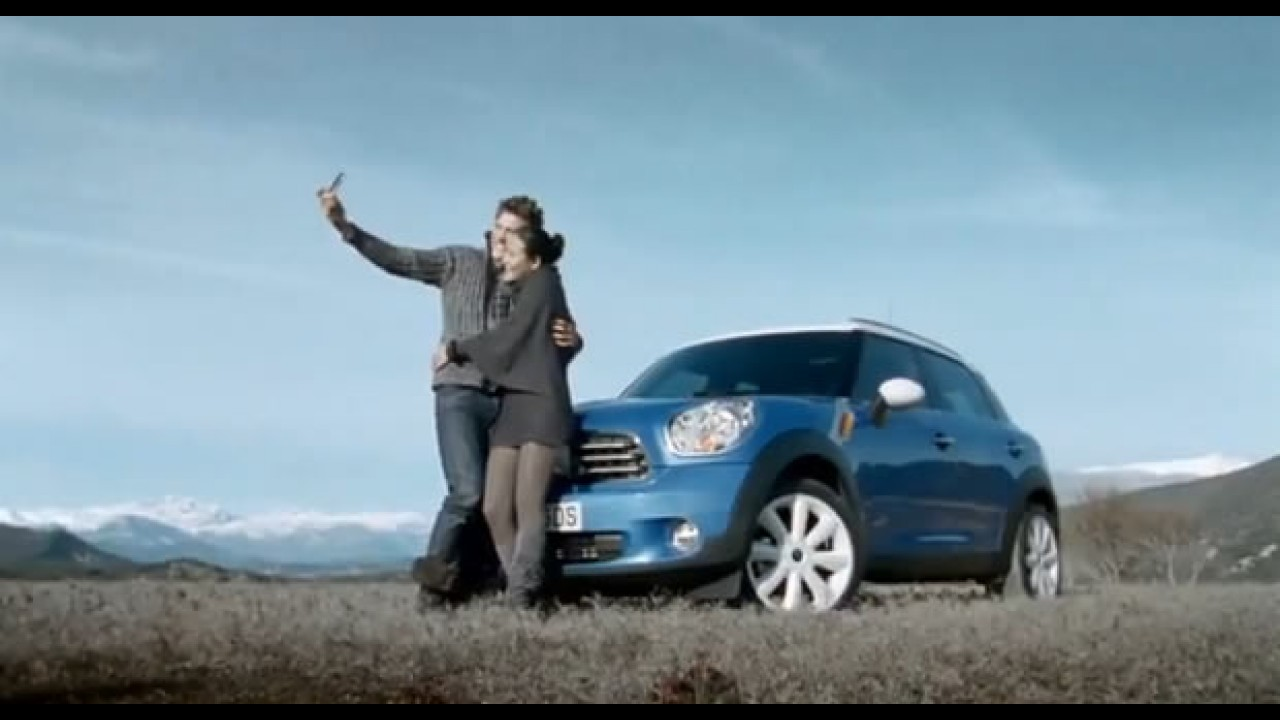 MINI Countryman - Marca divulga vídeo musical do novo crossover