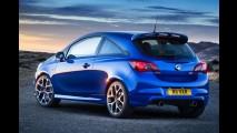 Opel Corsa OPC: vazam primeiras fotos oficiais da versão mais potente