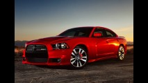 Fotos: Dodge Charger SRT8 2012 ganha novo motor HEMI V8 e visual mais agressivo