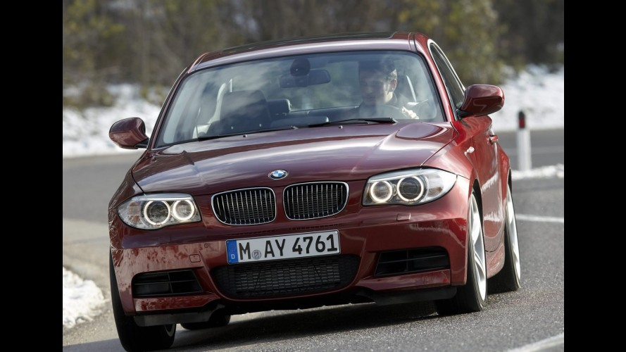Galeria de Fotos: BMW Série 1 2011 Coupé e Cabriolet recebem leve retoque visual