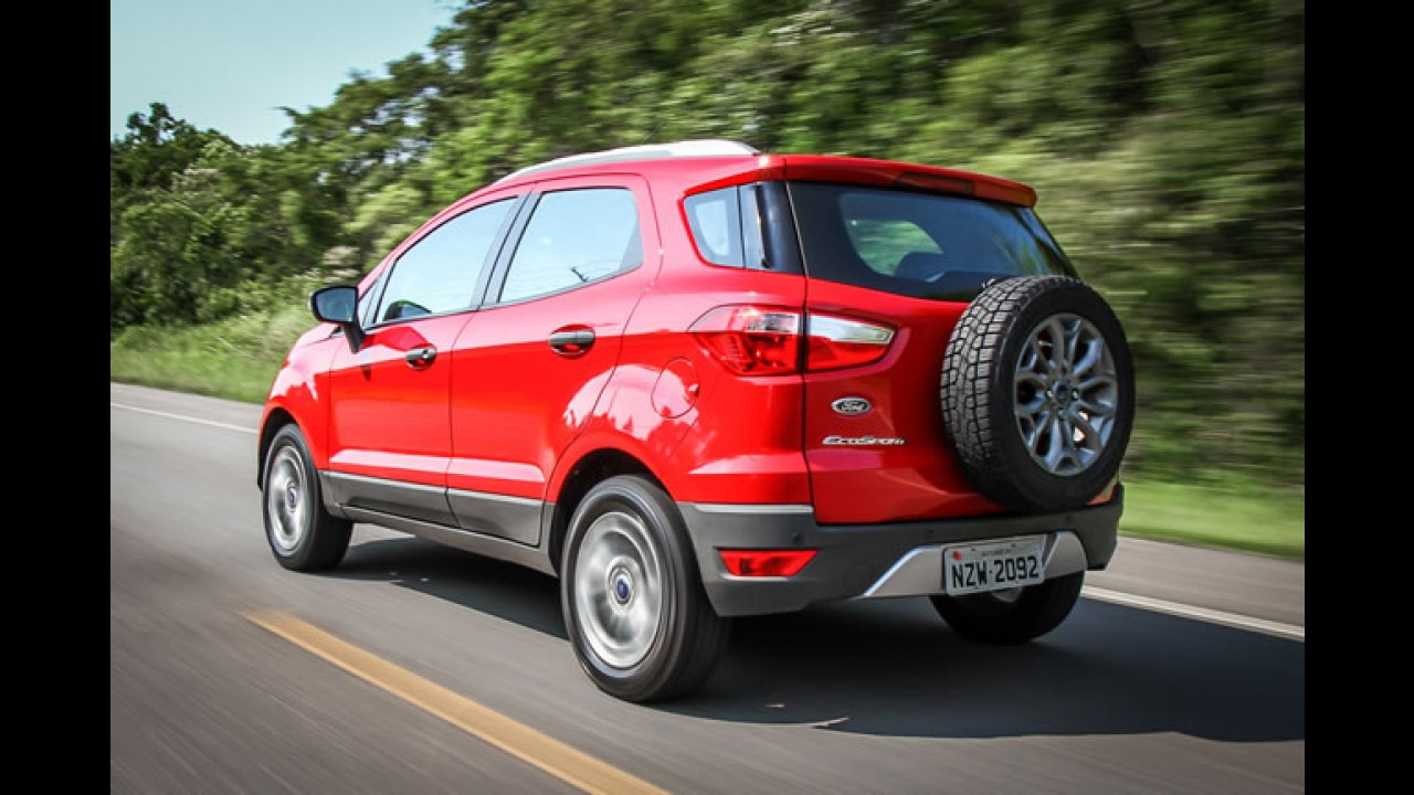 Teste: Ford Ecosport FreeStyle 1.6 - O reencontro depois de 20 mil km