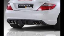 Mercedes-Benz SLK ganha kit visual da Piecha Design