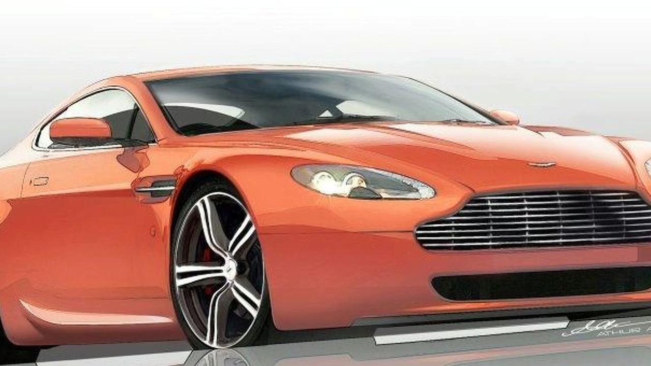 Aston Martin V8 Vantage N400 Special Edition