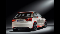 Audi A1 competition kit show car
