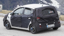 2014 Hyundai i10 spy photo 23.5.2013