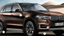 2014 BMW X5 leaked photo