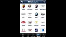 OmniAuto.it: l'app iPhone