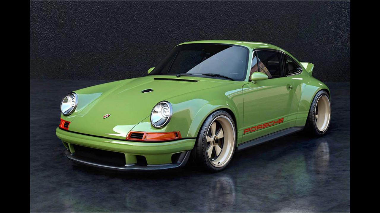 Singer DLS: Porsche 911 als Leichtbau-Traum