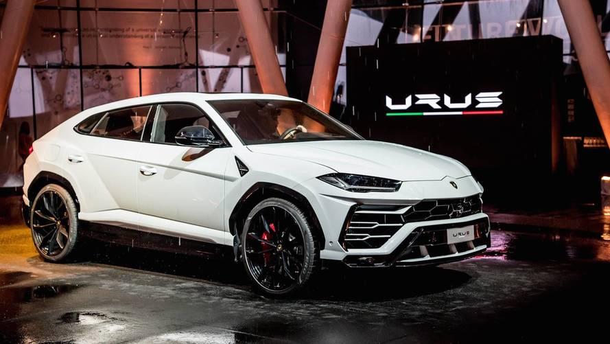 Lamborghini Urus'un Asya kıtası için yeni bir tanıtımı yapıldı