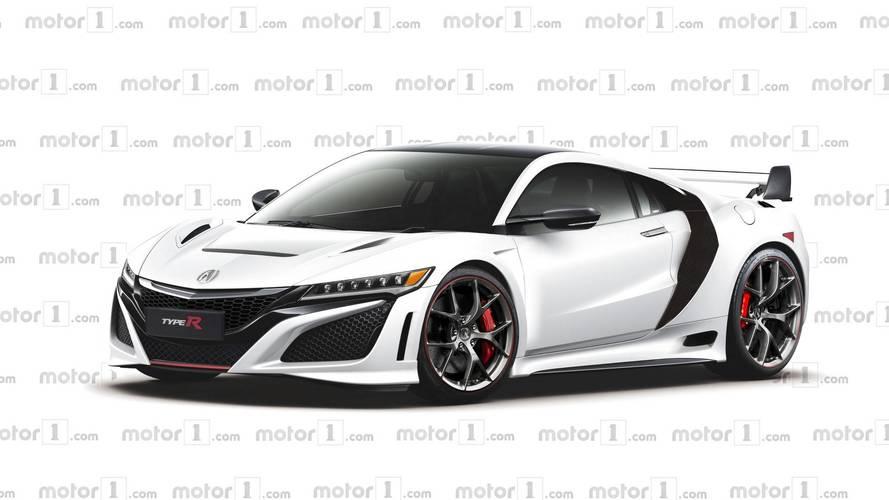 Nem kizárt, hogy elkészül a Honda NSX Type R
