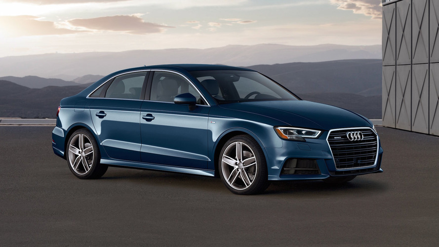 2017 Audi A3 gets boost from new base model engine