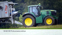 John Deere Sesam EV Tractor Concept