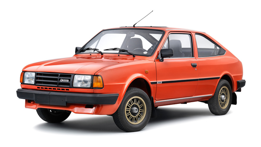 Worst Sports Cars: 1984 Skoda Rapid