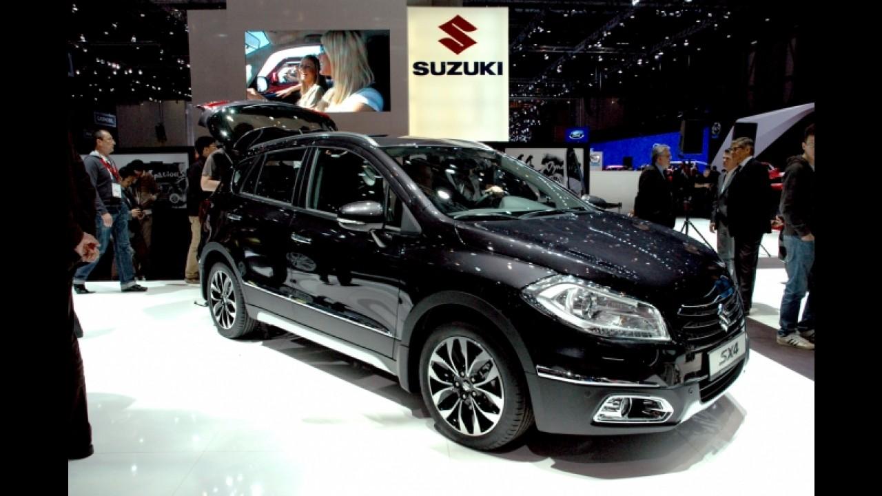 Suzuki também admite irregularidades em testes de consumo