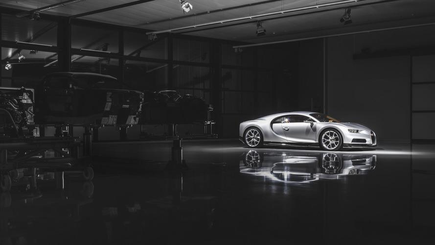 Bugatti Chiron 2017: de 0 a 350 km/h en vídeo