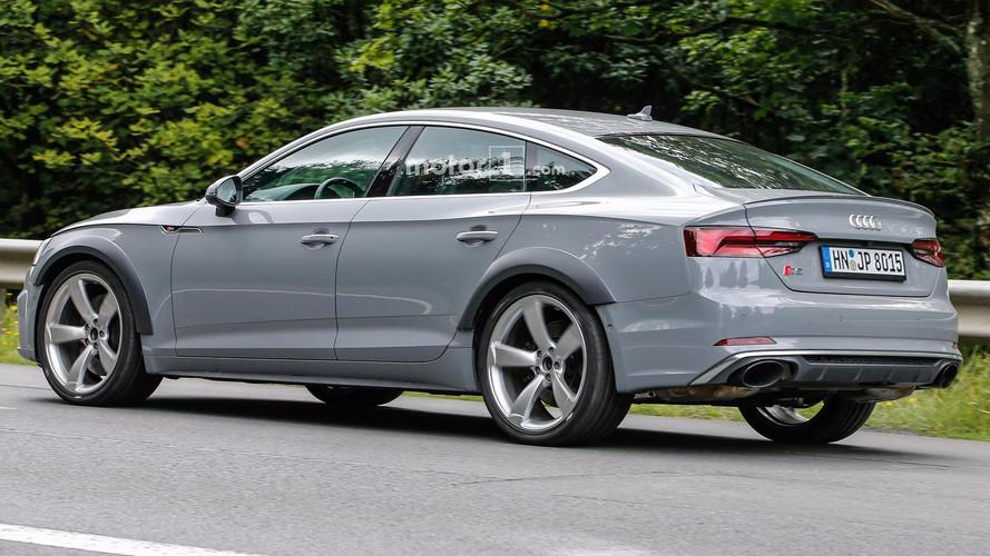 Audi confirme l'arrivée de la RS 5 Sportback !