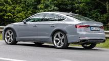 Audi RS5 Sportback spy photo
