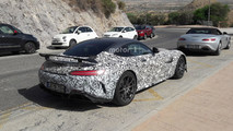 Mercedes-AMG GT R Black Series Photos espion