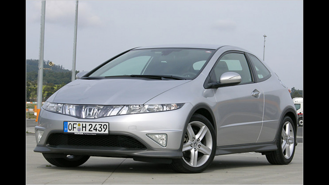Honda Civic Type S i-SHIFT