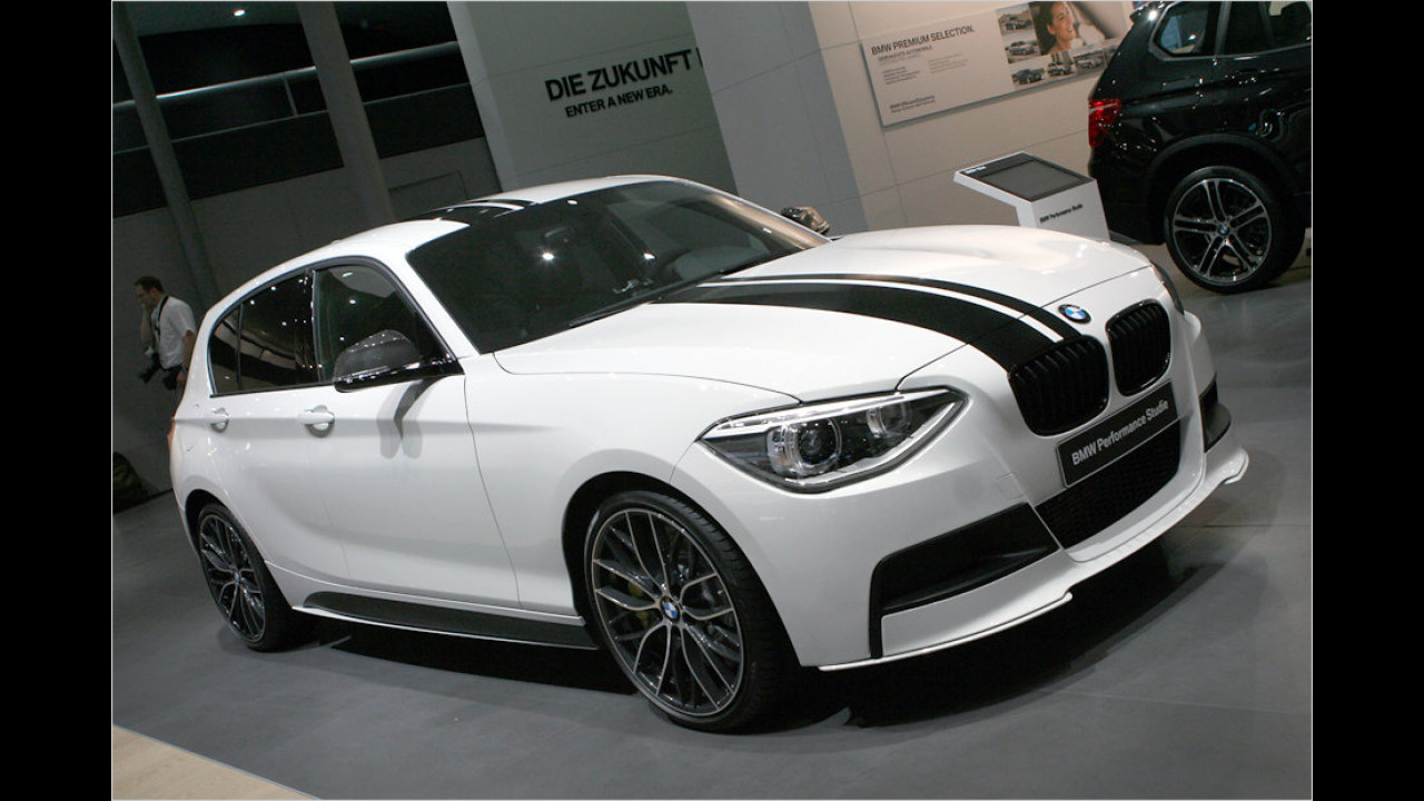 BMW 1er Performance Studie