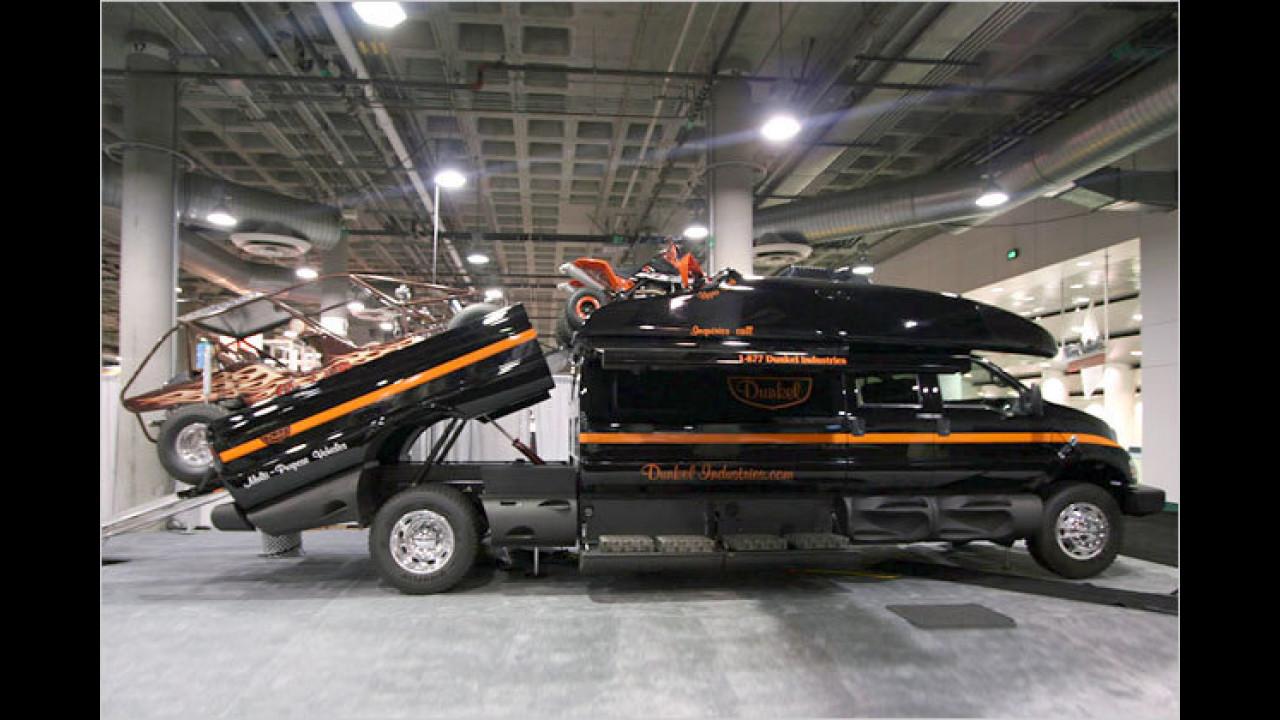 Dunkel Industries Truck