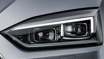 2017 Audi A5 Coupe headlights