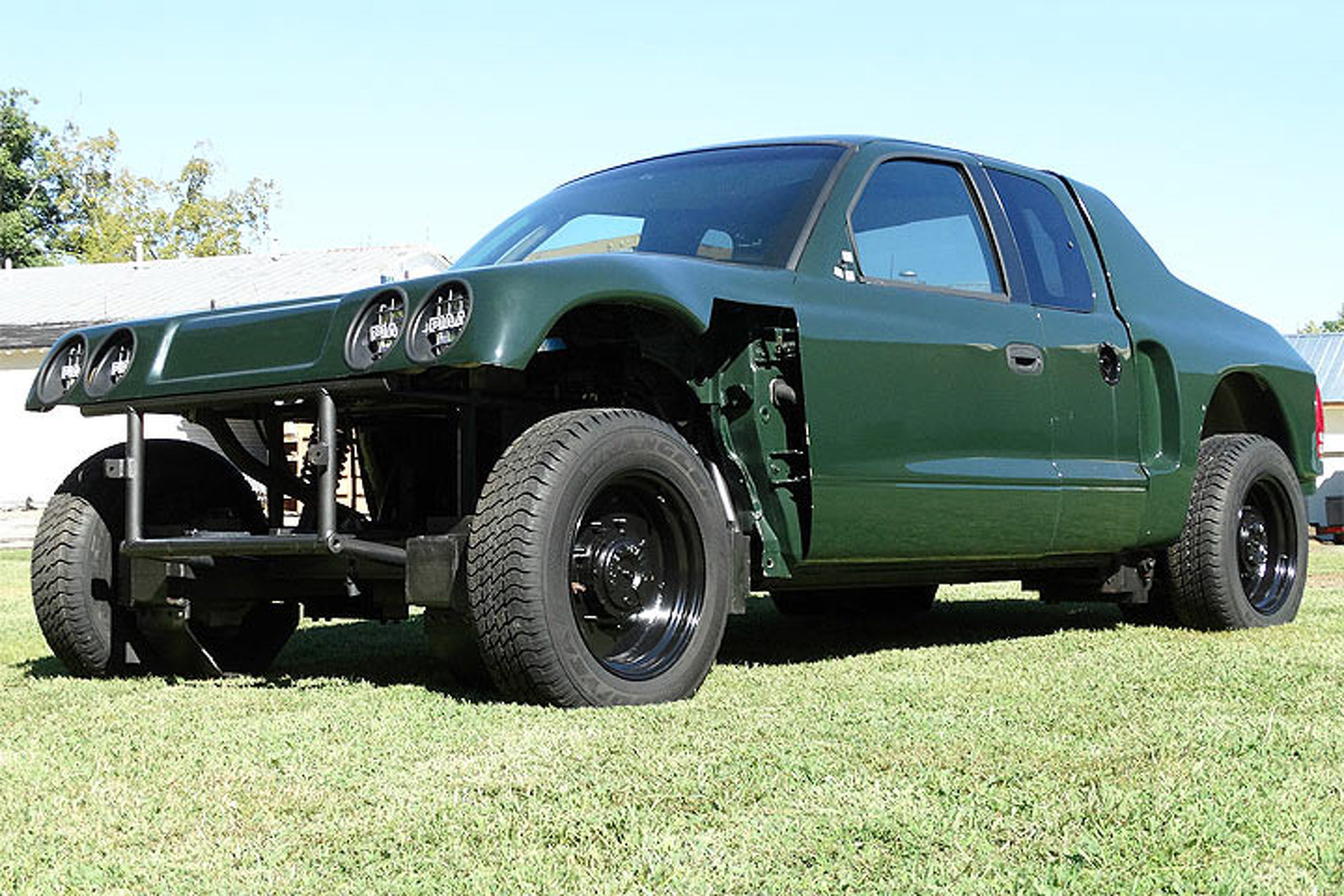 This Million Dollar Military Vehicle is an eBay Surprise