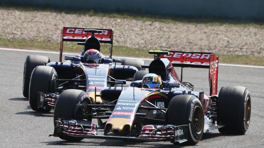 Sainz happy to survive Verstappen hype