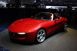 Alfa Romeo Pininfarina 2uettottanta Concept