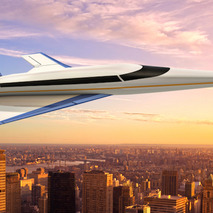 One Company is Aiming to Build the World's Fastest Passenger Jet