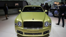 Bentley Mulsanne facelift visits Geneva with EWB model