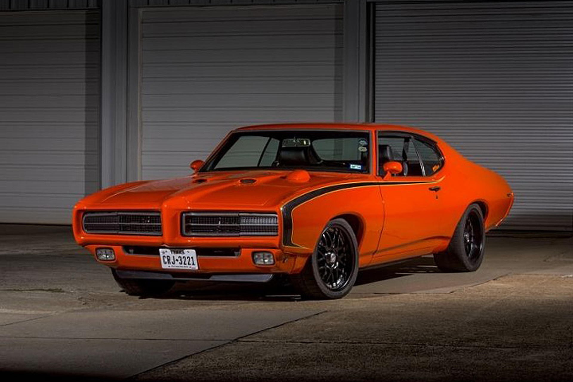There S A Lot To Love About A Pro Touring Pontiac Gto