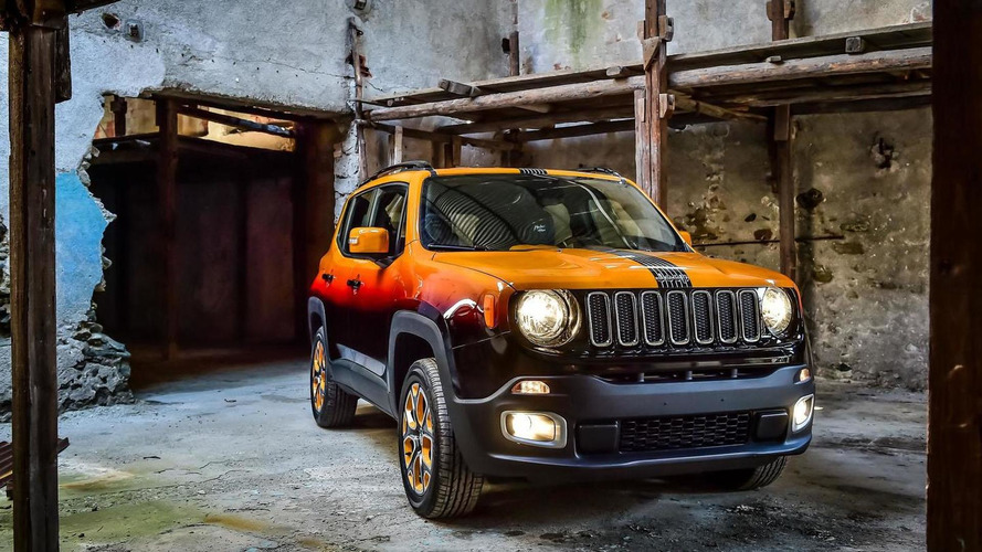 Jeep & Garage Italia Customs unveil bespoke Renegades for the Montreux Jazz Festival