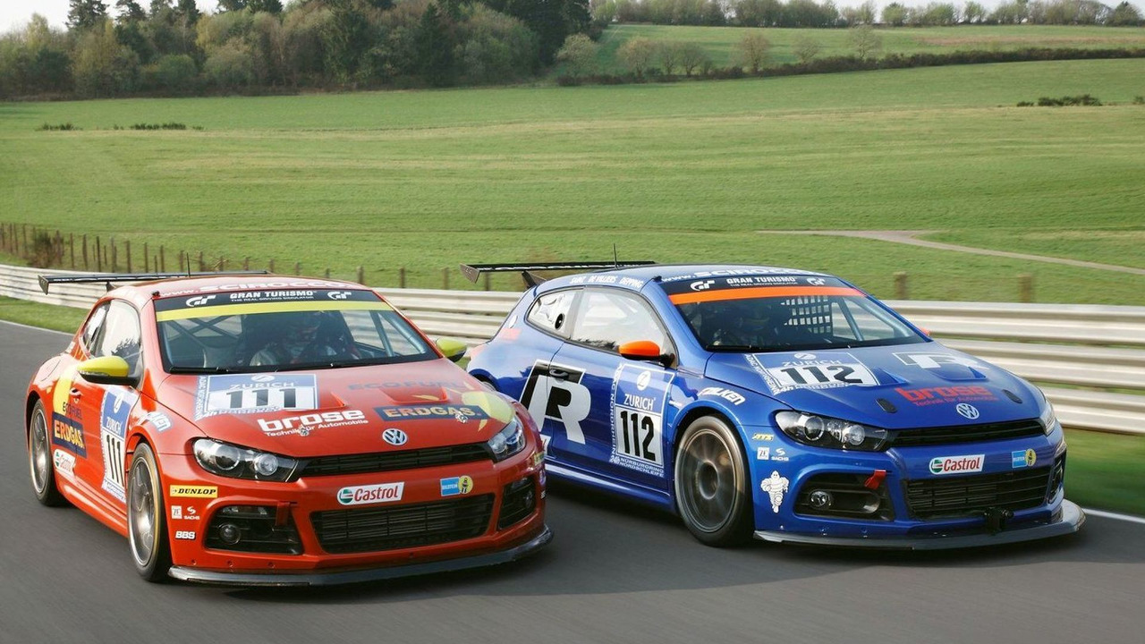 VW Scirocco GT24-CNG and GT24