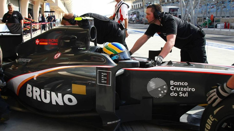 Points, villas, sponsors and tired eyes in Bahrain
