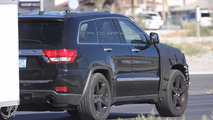 Jeep Grand Cherokee SRT8 spy photo