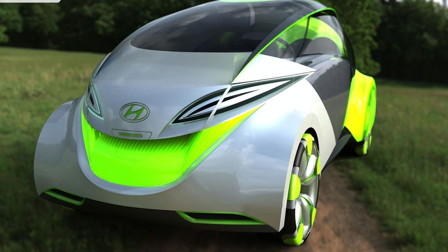 Design Project: 2020 Hyundai City Car Concept