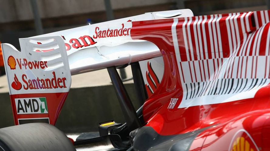 Few miles for Ferrari's F-duct in China