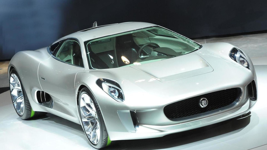 Jaguar execs say brand needs a supercar - C-X75 production not ruled out