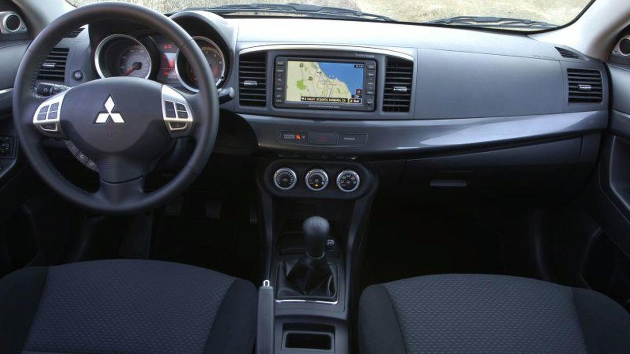2008 Mitsubishi Lancer GTS