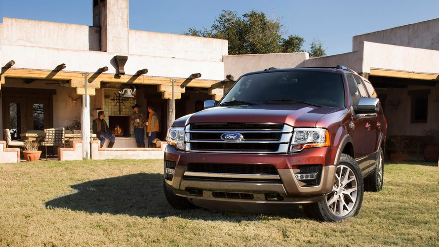 2015 Ford Expedition – new details and pictures available