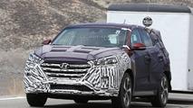 Next-gen Hyundai ix35 / Tucson spy photo