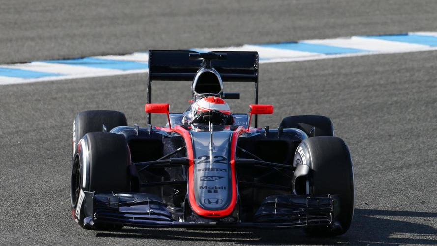 McLaren still struggling to run 2015 car - reports