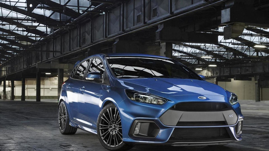 Ford Focus RS to feature a stall recovery system