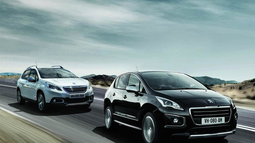 Peugeot 2008 and 3008 Crossway special editions revealed with minor tweaks